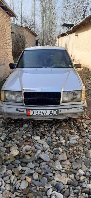 Транспорт - Исфана: Mercedes-Benz 250 2.6 л. 1987