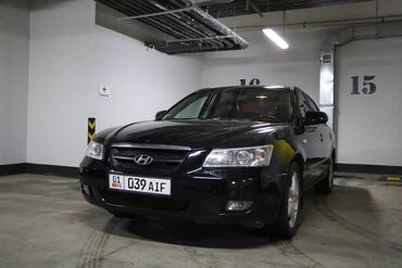 hyundai lavita в Кыргызстан: Hyundai Sonata 3.3 л. 2007   250000 км