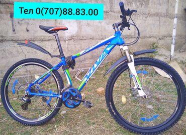 велосипеды для малышей в Кыргызстан: Срочно продаю фирменный велосипед фирма viva оригинал !!!