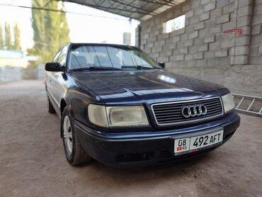 гольф 2 in Кыргызстан   VOLKSWAGEN: Audi 100 2 л. 1993   203325 км