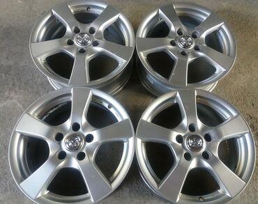 Комплект r16 дисков для Toyota\Lexus 5*114Диски б\у в отличном
