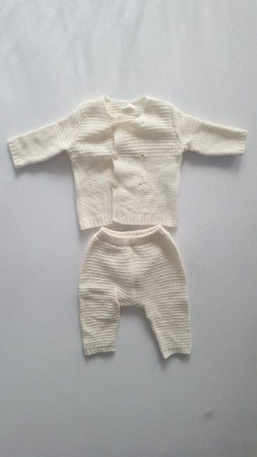 Benetton kompletic za bebe, velicina 56, kao nov, neupotrebljen - Novi Sad