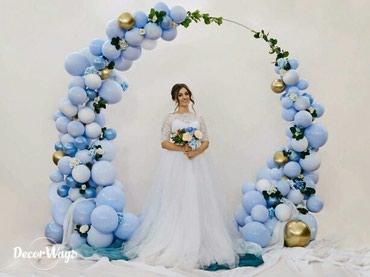 свадебная фотосъемка в Кыргызстан: Свадебное оформление