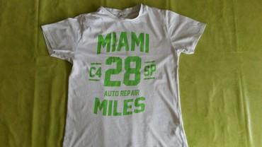 Majica za decake vel 9-10god.polovna i samo 100din.zbog jedne manje - Petrovac na Mlavi