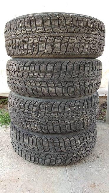 Продаю шины (резину)  hymalaya ms2 215/60 r16 4 шт  состояние отличное в Бишкек