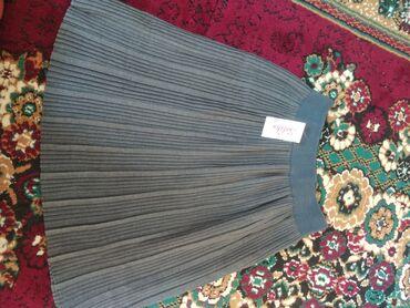 Женская одежда - Кок-Ой: Продаю юбку. Размер:46 Новая. Не одевали