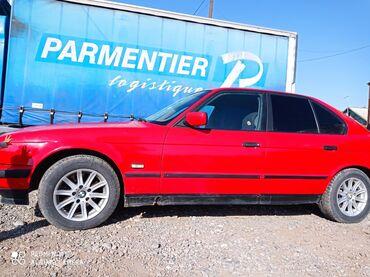 Транспорт - Чок-Тал: BMW 518 1.8 л. 1993 | 8558 км