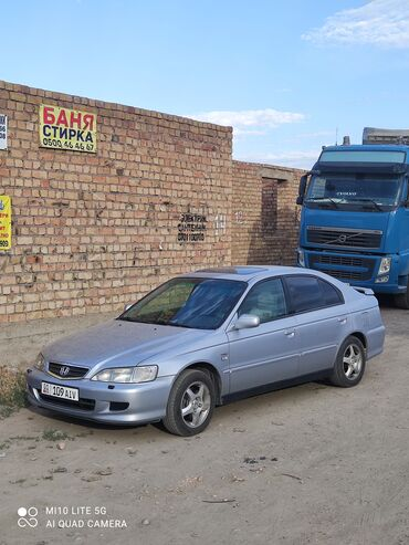Honda Accord 1.8 л. 2002 | 11111111 км