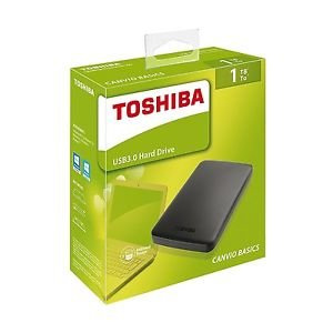 Hard Disk Toshiba 1TB USB3.0 в Bakı