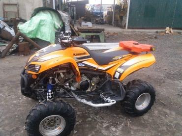 Продаю atv Kawasaki kfx 700 2005 года. Цена 3500 $$$ в Бишкек
