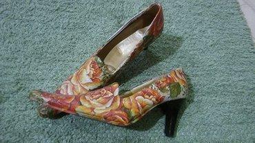 Ukrasne cipele. Pogledajte i druge predmete koje prodajem... - Kikinda