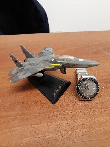 Другие предметы коллекционирования - Азербайджан: Макет Американского истребителя F-15 EAGLE. Цельнометаллический