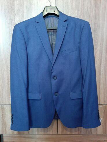 Другая мужская одежда в Кыргызстан: Мужской костюм б/у, один раз одевал, в отличном состоянии. Турция