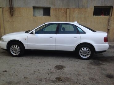 audi a4 2 8 аt - Azərbaycan: Audi A4 1.8 l. 1998 | 516000 km