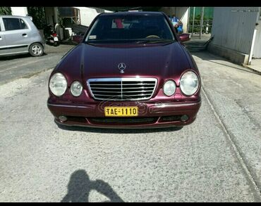 6 ads for count | MERCEDES-BENZ: Mercedes-Benz E 220 2.2 l. 2000 | 500000 km