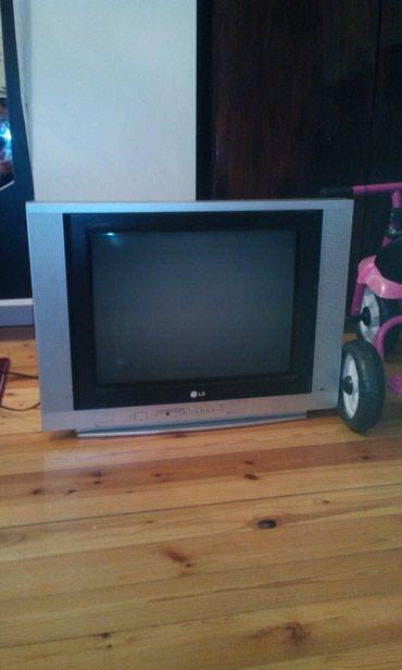 Televizor LG 54 diaqnal iwlek veziyetdedi hec bir prablemi yoxdu в Göyçay