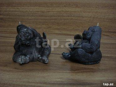 """Bakı şəhərində продам форму для изготовления свечи """"обезьяня с зеркалом"""". пишите в"""