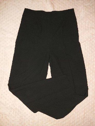 Pantalone struk duzina - Srbija: Crne pantalone vel.40Duzina 104cmStruk 38cmButina 30cmDubina napred