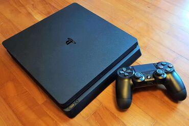 bar çubuğu - Azərbaycan: Playstation 4 slim 500 gb.Bir original pultla 400 aznIki original