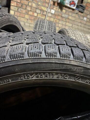диски камаз бу в Кыргызстан: Чиста японские шины ! Покупал прошлом году новую - 215/45/17