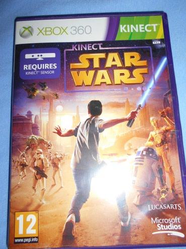 Star Wars XBOX 360 requires Kinect - Original - Belgrade