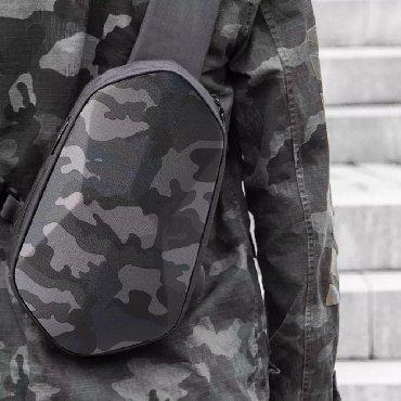 b u rybalka в Кыргызстан: Сумка Xiaomi Tajezzo Beaborn Polyhedrone Chest Bag