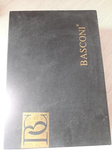 ботильоны-коричневые в Кыргызстан: Продаю!!! . Батильоны. Basconi. Новое. Размер 36. Цена 1300 сом