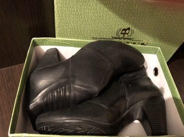 Ботинки деми, натуральная кожа, в в Бишкек