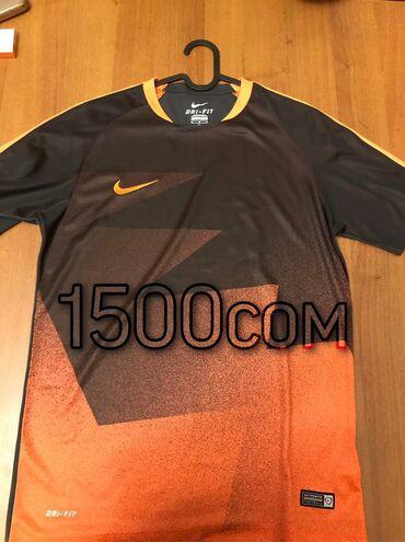 Тонометр купить бишкек - Кыргызстан: Продаю футболки от Nike! ( original) куплено в ОАЭ! разме М