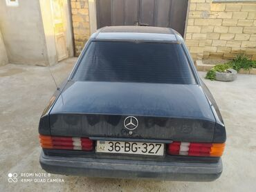 Mercedes-Benz 190 1.8 l. 1992 | 400000 km