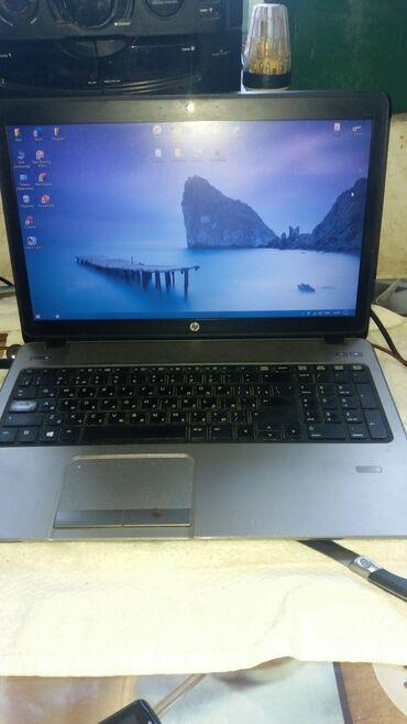 Elektronika Şəmkirda: Notebook HP ProBook 450G320gb hdd4 ram 2 videokartaintel core i5tam