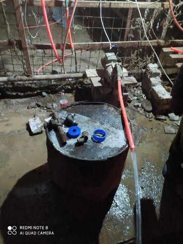 бур в Кыргызстан: Бурим скважину