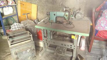 химчистка-машины в Кыргызстан: Продаю электрическую швейную машину заводскую переделанную под 220 Вт