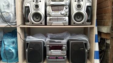Продаю музыкальные центры  в Бишкек