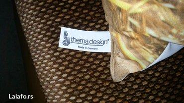 Jastuk sa animacijom , bez ostecenja,cuvan godinama ,kupljen je u inos - Cuprija