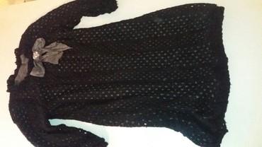 Pletena haljina za devojcice vel 12 - Leskovac