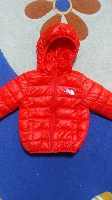 Детская одежда и обувь - Кыргызстан: Куртка на синтепоне Новая, размер М На 3-4 года