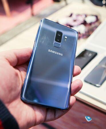 Samsung galaxy star - Кыргызстан: Б/у Samsung Galaxy S9 64 ГБ Синий