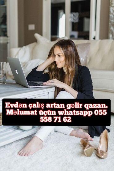 Avtokreslolar - Azərbaycan: İş haqqında məlumat:●iş saatı 4-6 saat (sizə uyğun saatlarda)●online