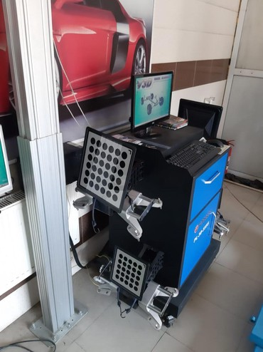 Sumqayıt şəhərində Razval aparatı