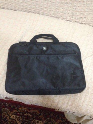 Совершенно новая сумка для ноутбука черного цвета в Bakı
