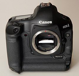 Canon EOS 1D Mark IV в Bakı