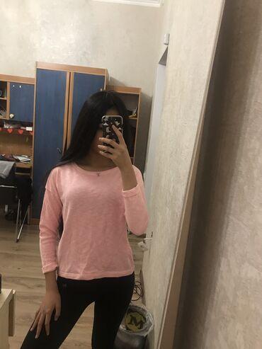 Нежно розовая кофта,размер 12-13-14-15лет или XS H&M