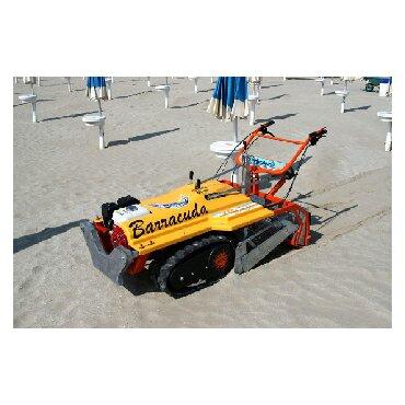atım qurğu - Azərbaycan: Barracuda cimerlik temizleyen mini traktor.Italiya istehsalidi.Teze.1