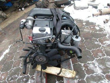 Двигатель на мерседес 124 кузов 2. 5 дизель 605 взборе привозной в Бишкек