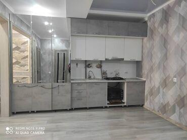 Продажа квартир - Бишкек: Индивидуалка, 2 комнаты, 64 кв. м Бронированные двери, Лифт, Евроремонт