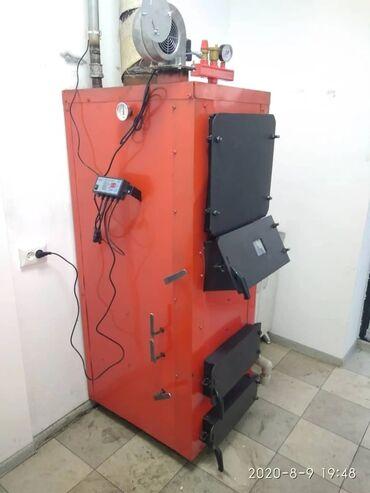 Котлы длительного горения, полуавтомат горит до двух суток на одной за