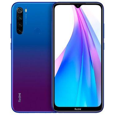 Xiaomi - Кыргызстан: Б/у Xiaomi Redmi Note 8 64 ГБ Синий
