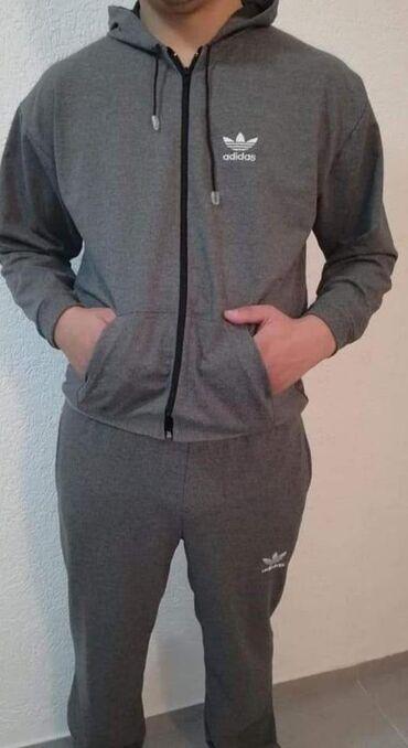 Muška odeća | Kikinda: Trenerke Acg dijagonal po ceni od samo 2.000 din. Veličine od M- 3 XL