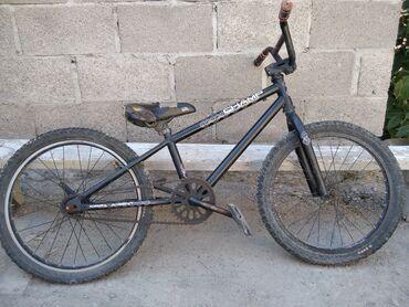 Хороший велик но шина здута быстрый полу BMX